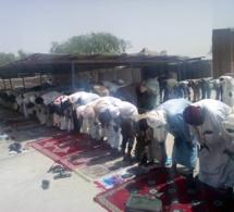 Tchad : à Massakory, des lots de masques offerts aux mosquées de la ville
