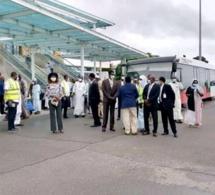 Tchad : un premier vol Égypt Air se pose à l'aéroport de N'Djamena