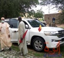 Tchad : à Mongo, prise de contact avec la population pour le gouverneur Dago Yacoub