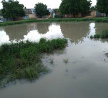 Tchad : la capitale inondée par les eaux de pluie