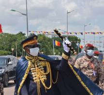 Tchad : une cérémonie de prise d'armes à N'Djamena pour les 60 ans d'indépendance
