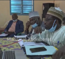 Tchad : le recteur de l'académie du centre en tournée de travail à Am-Timan