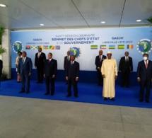 رئيس الجمهورية يشارك في القمة 18 المجموعة السي آ سي