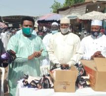 Tchad : la CCIAMA renforce la sensibilisation dans les marchés de N'Djamena