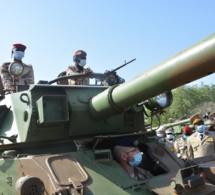 La France remet des blindés à l'armée tchadienne