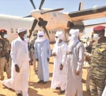 Tchad : Le président est à Biltine dans le Wafi-Fira