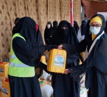 """Tchad : """"Zilloul Arch"""" apporte une aide alimentaire aux vulnérables"""