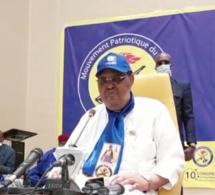 كبادي يسطر مهام الحزب في الفترة الانتقالية ويؤكد احتمال عودة زين بادا