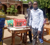 Tchad : le centre Talitakoum forme les jeunes handicapés à Laï
