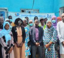 Tchad : AI-Moussa'ada et Sisters Designs forment 40 veuves en couture