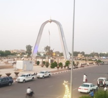 N'Djamena : la mairie demande aux commerçants du cinquantenaire de payer les droits de place