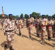 Tchad : le directeur général de la gendarmerie en mission au Mayo Kebbi Est