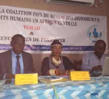 Tchad : le Réseau des défenseurs des droits humains d'Afrique centrale se mobilise