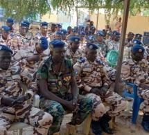 Tchad : le DG de la gendarmerie inspecte la légion du Ouaddaï