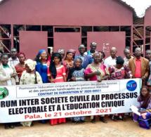 Tchad : des forums inter-société civile à Kélo, Pala et Léré