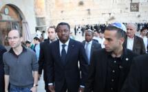 Visite d'Etat du Président Faure Gnassingbé en Israël