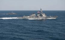 La Chine ne laissera pas les États-Unis semer le désordre impunément en mer de Chine méridionale
