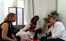 Aminata Traoré, Jean-Luc Mélenchon, les autres et moi