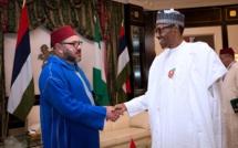 Partenariat stratégique maroco-nigérian :  le Roi du Maroc et le Président du Nigeria signent un méga-projet de réalisation d'un gazoduc régional