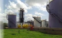 Une centrale électrique de la SNE à N'Djamena. Crédits : SNE