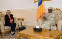 Tchad : Marine Le Pen reçue par Idriss Déby