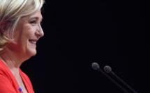 Marine Le Pen face à la presse tchadienne (audio)