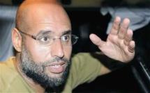 Seif Al Islam Kadhafi. Crédits images : Sources