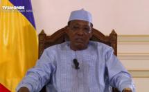 """Pour Idriss Déby, """"il y a des soldats d'autres pays qui n'ont pas joué un rôle neutre"""" en Centrafrique."""