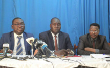 Les avocats de Baba Ladé à N'Djamena. Alwihda Info