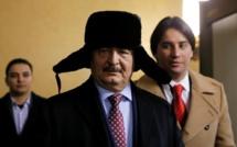 """Règlement politique en Libye: Moscou """"soutient"""" les efforts d'Haftar"""