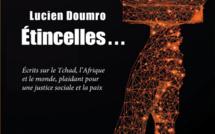 """Le Tchadien Lucien Doumro publie le livre """"Étincelles..."""" aux Éditions Jets d'Encre"""