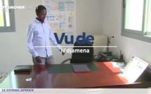 TV5 Afrique : le regard de l'actualité tchadienne avec Djimet Wiche