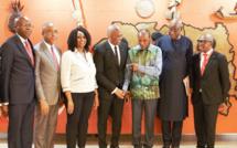 Avec Tony Elumelu, le Président guinéen s'engage à soutenir l'entreprenariat et le secteur privé en Guinée.