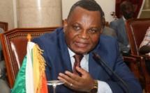 Le ministre congolais des Affaires étrangères, Jean Claude Gakosso.