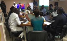 20 acteurs des médias outillés dans la collecte de l'information sur les droits de l'homme à Dakar, au Sénégal. © Alwihda Info