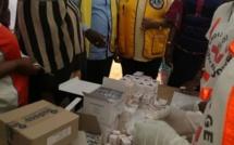 Côte d'Ivoire/Familles sinistrées d'Attécoubé : Le Lions Clubs International fait don de vivres et non-vivres