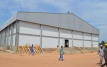 Tchad : l'abattoir moderne de Moundou pourra produire 20.000 tonnes de viande par an. © PR