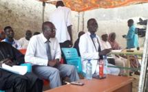 Tchad : le cri de coeur des victimes d'Hissein Habré suscite l'indignation du M12R. © Alwihda Info/D.H.K.