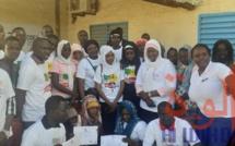 Tchad : une trentaine de filles formées sur la cohésion et la solidarité. © Abba Issa/Alwihda Info