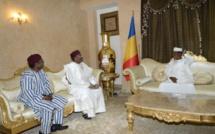 Tchad : le ministre nigérien en charge de l'Agriculture reçu par le chef de l'Etat