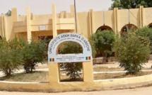 L'Université Adam Barka à Abéché. © Alwihda Info