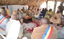 Tchad - Boko Haram : les dons ont contribué à l'effort de guerre, Déby s'en félicite. © PR