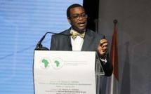 Le président de la Banque africaine de développement (BAD) Akinwumi Adesina. Crédit photo : Sources