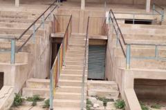 Tchad : stade municipal d'Abéché (Ouaddaï)
