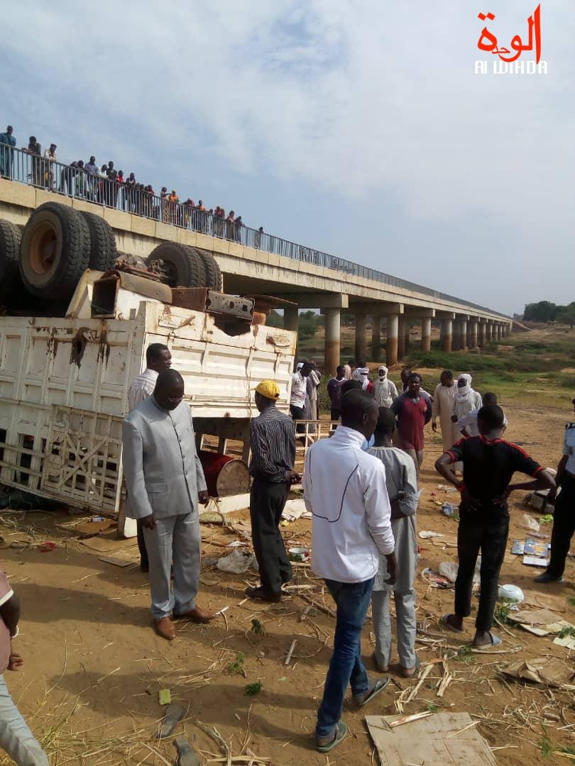 Tchad : 22 morts et 26 blessés dans un accident de circulation sur un pont près de Sarh